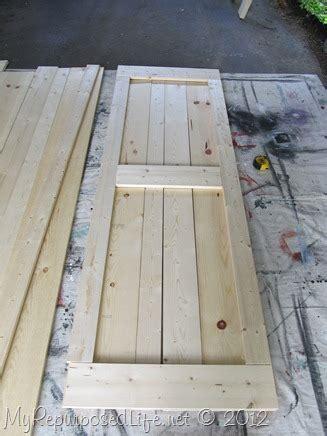 shedlast how to make a shed door frame