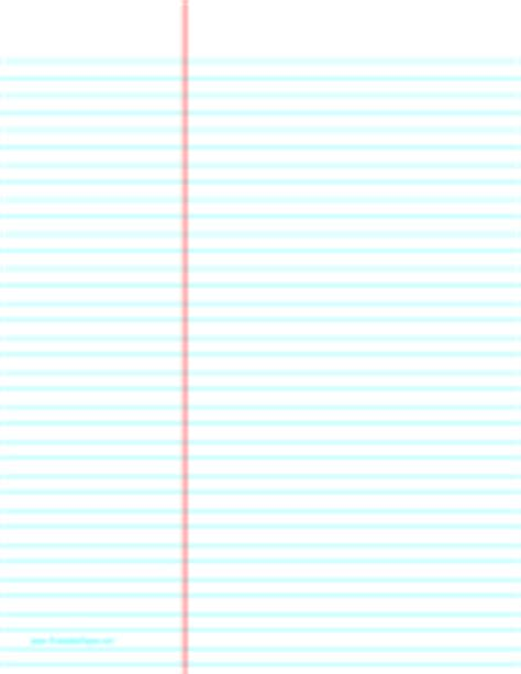 printable paper net category lined lined paper