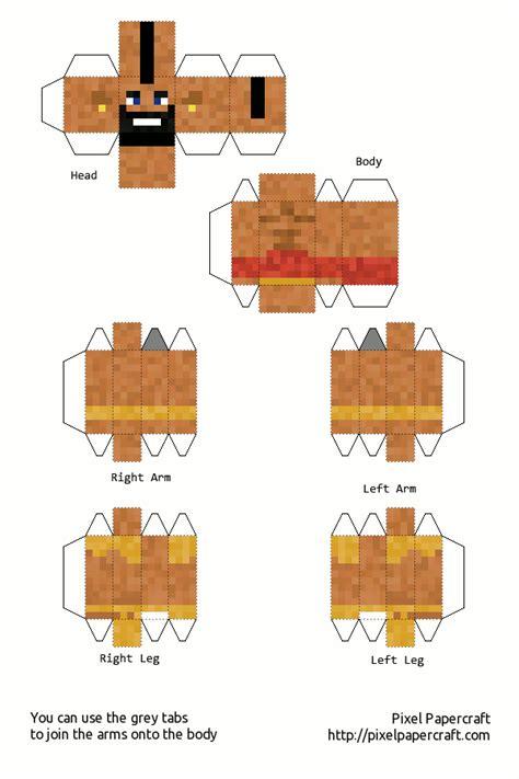 Of Paper Craft - papercraft clash of clans hog rider skin