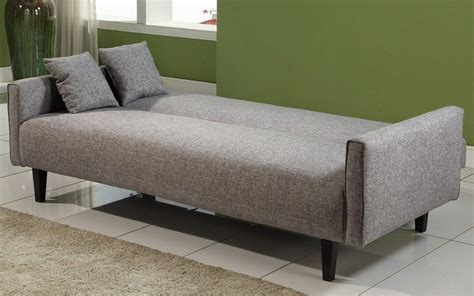 Cheap Sofa Beds by Powerful Grey Fabric Cheap Sofa Beds Design Completed With
