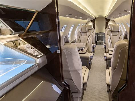 Airforce One Layout by Pilatus Pc 24 Makes Ebace Public Debut