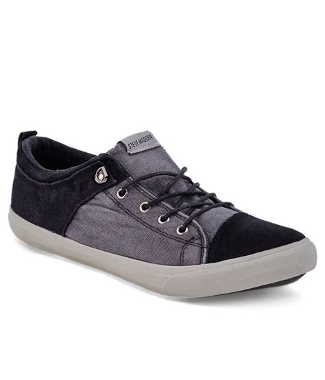 steve madden black casual shoes price in india buy steve