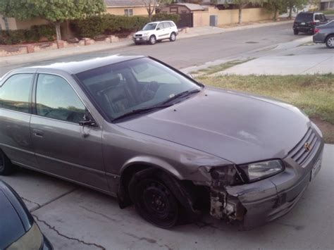 toyota lancaster ca 1997 toyota camry for sale in lancaster ca salvage cars