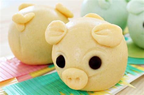 Handmade Mooncake - foodista mooncake handmade snowskin piggy