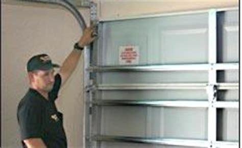 Overhead Garage Door Weather Stripping How To Weatherstrip Your Garage Door