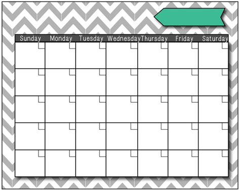 a blank calendar template blank fill in calendar new calendar template site