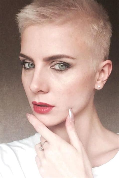 ultra short haircuts for women 188 best ideas about ultra short crops on pinterest