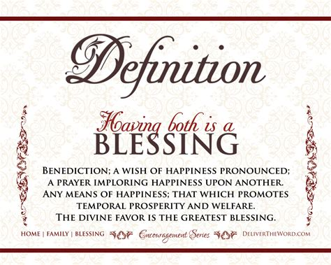 wedding blessing and benediction definitions home family blessing