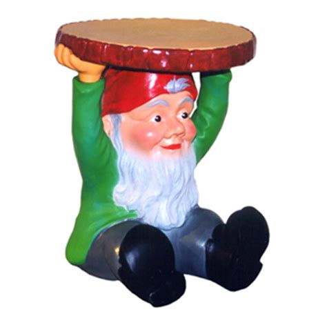 Philippe Starck Gnome Stool by Philippe Starck Gnomes Stools