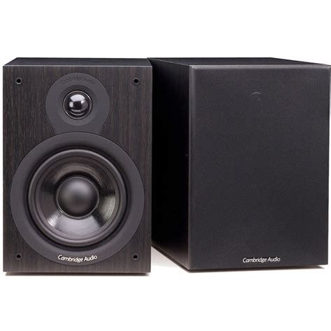 cambridge audio sx 50 2 way bookshelf speakers pair ebay
