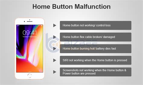 fix home button  working  iphone  p  p