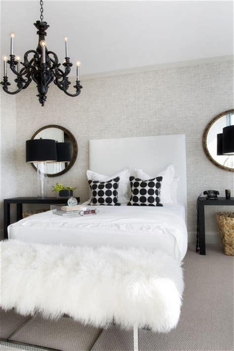 black and white bedroom decor regency 18 bedroom ideas lonny