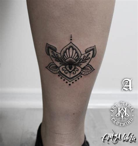 tattoo lotus leg lotus leg tattoo best tattoo ideas gallery