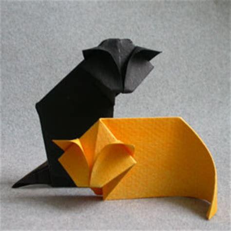 Origami Cat Advanced - origami gato 171 embroidery origami
