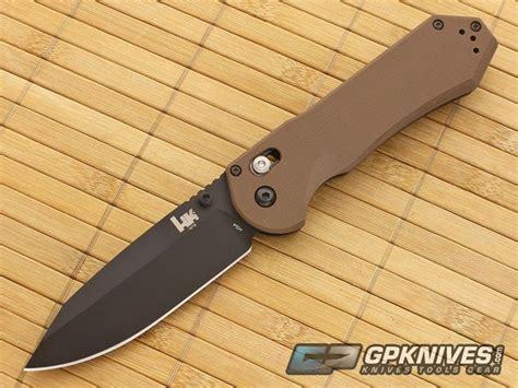 benchmade bowie knife benchmade hk axis folder sand g10 plain edge d2 14715bk 1