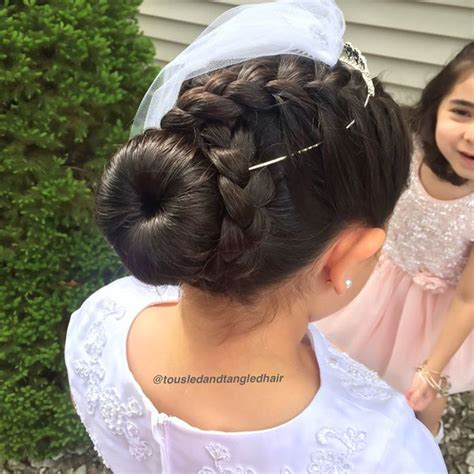 first communion hairstyles that make for great memories fresh hairstyles for communion pinterest discover and save