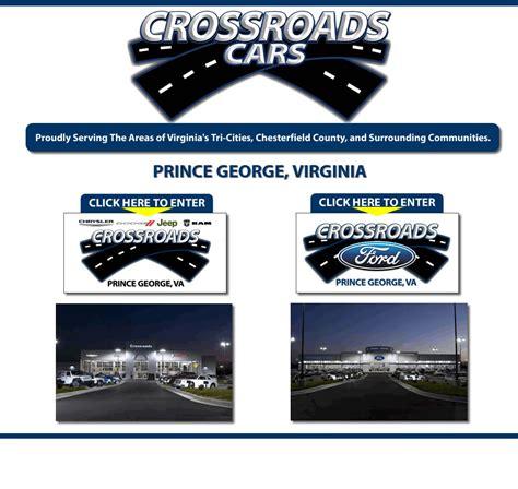 Crossroads Jeep Prince George Va Welcome To Crossroads Prince George Virginia Chrysler