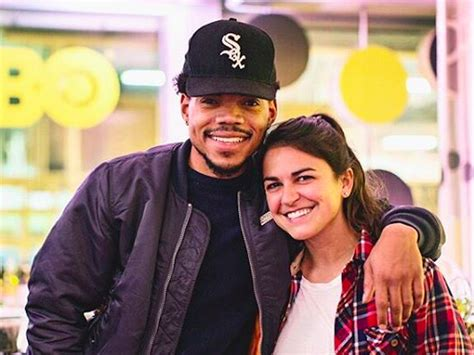 chance the rapper fan chance the rapper updates fans on hospitalization sohh com