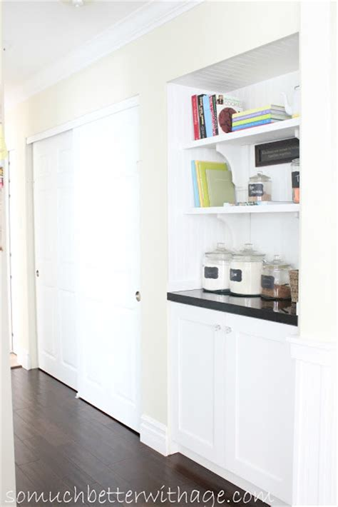 Turning A Closet Into A Pantry by Turn A Closet Into A Butler Pantry So Much Better With Age
