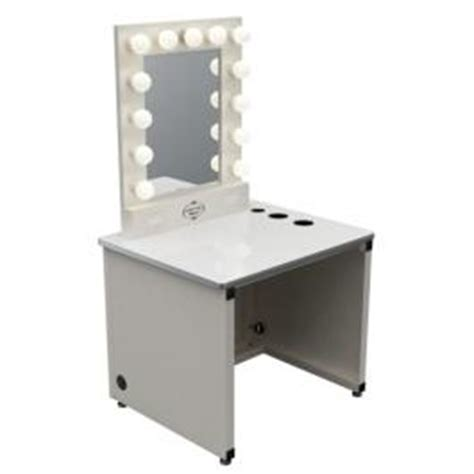 Lit Vanity Table by Fabulous Vanity Xoxo