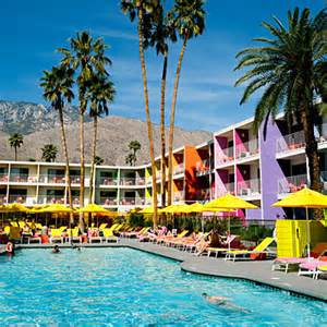 unusual hotels in the west the saguaro palm springs