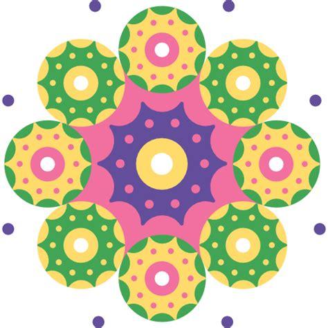 pattern shapes top marks rangoli free shapes and symbols icons