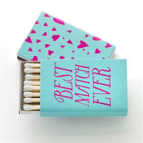 Wedding Box Matches by Best Match Personalized Match Boxes 25 Wedding