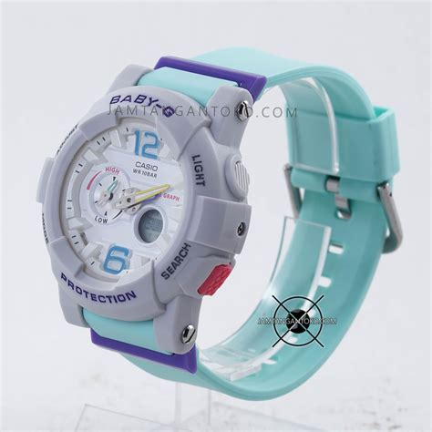 Casio Baby G 180 Ori Bm harga sarap jam tangan baby g bga 180 3b tosca g lide