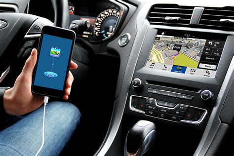 Navigation Auto by Ford Sync 3 With Sygic Car Navigation For Ios Sygic