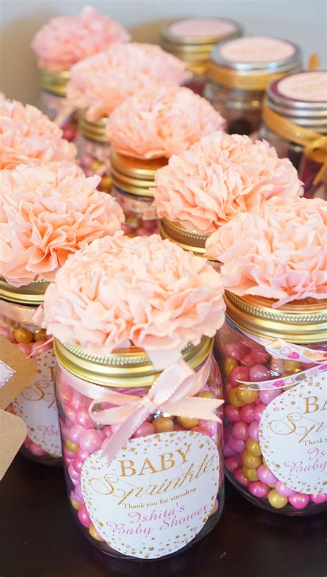 Baby Shower Favors by Diy Baby Shower Favor Gifts All You Need Is Jars