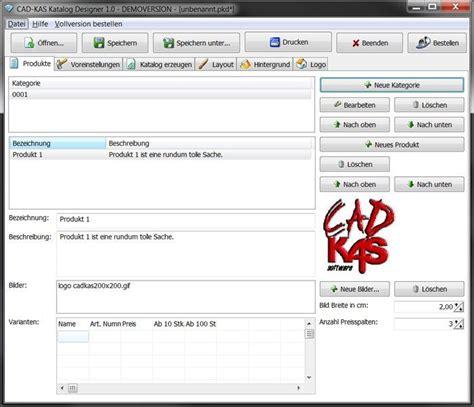 katalog layout software katalog designer download freeware de