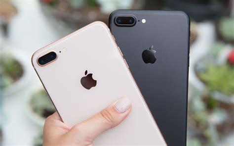 cравнение айфон 7 7 плюс и айфон 8 8 плюс guide apple