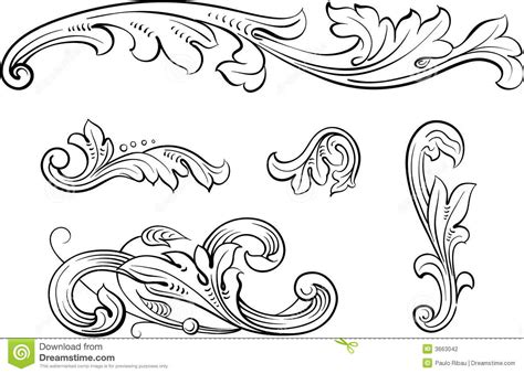 vector ornament stock photography image 3663042