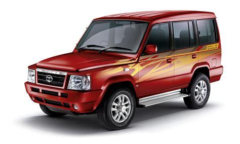 2013 Tata Sumo Gold Red