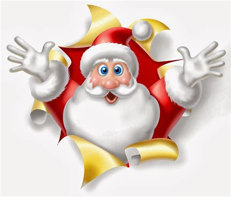 25 excellent pictures of santa claus picsoi