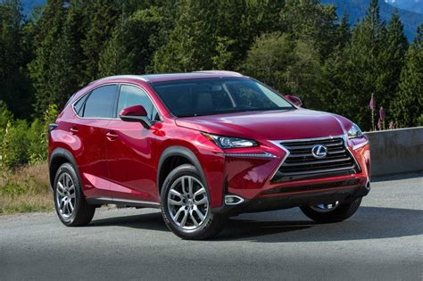 suv lexus 2017 2017 lexus nx 300h suv pricing features edmunds