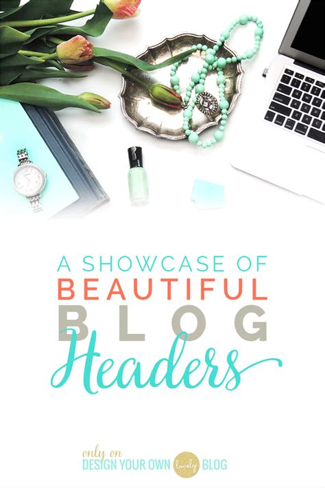 design header blog a showcase of beautiful blog headers design your own