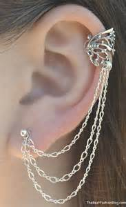 ear earings fashionable ear cuffs 2018