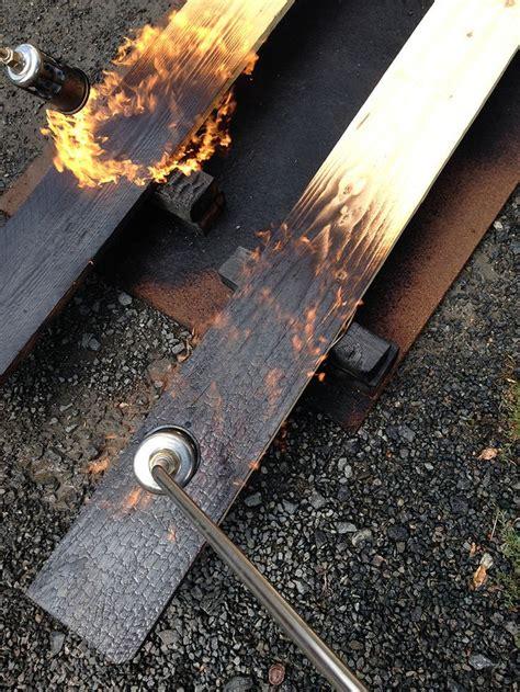 la technique shou sugi ban la beaute du bois brule