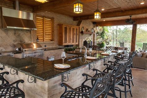 outdoor kitchen cabinets landscaping network outdoor kitchen brandon ms photo gallery