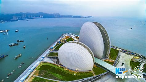new year in zhuhai seaside opera house in china will open in zhuhai gd