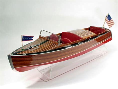 chris craft boat models 1930 chris craft model boat kit by dumas models models