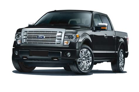Ford Rolls Out Incentives of up to $3,250 on 2014 Ford F