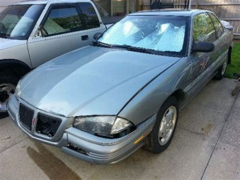 where to buy car manuals 1995 pontiac grand am head up display purchase used 1995 silver pontiac grand am se coupe 142k miles 33mpg hwy needs 400 repairs