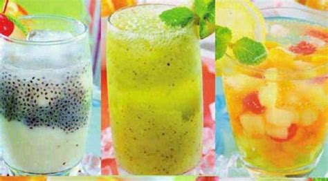 buat es buah untuk buka puasa 4 resep minuman segar untuk buka puasa sore ini viral