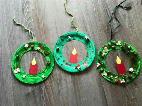 Weihnachtsdeko Fenster Basteln Mit Kindern by 220 Ber 1 000 Ideen Zu Pappteller Auf Platten