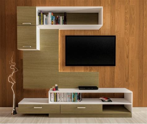 tv unit design for living room 7 cool contemporary tv wall unit designs for your living room