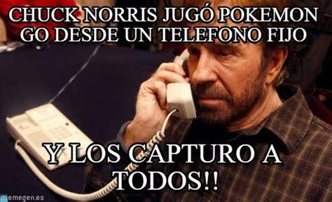 Chuck Norris Pokemon Memes - chuck pokemon go chuck norris telephone meme en memegen