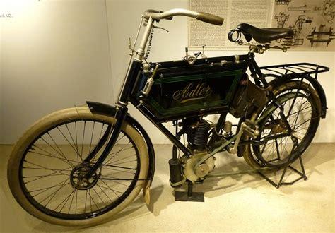 Oldtimer Motorrad 1950 by Adler Oldtimer Motorrad Aus Den 1950er Jahren