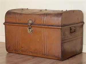 Bedroom Trunk Storage old metal trunk scaramanga leather satchels amp messenger